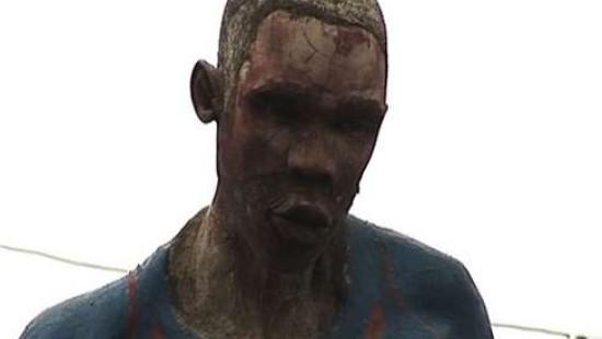Kameruns Held beim Afrika-Cup
