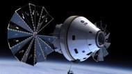 Space-Shuttle-Arbeiter bangen um ihre Zukunft