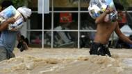 """Tropensturm """"Parma"""" wütet im Süden Chinas"""