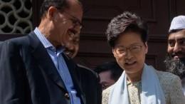 Regierungschefin Lam soll ausgetauscht werden