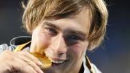 Weitere Medaillen für deutsche Athleten