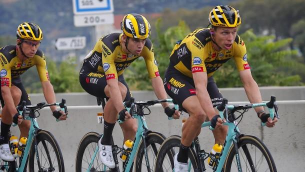 Der Polizist der Tour de France