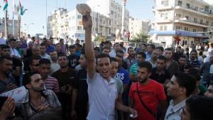 Die Revolte erreicht Ramallah