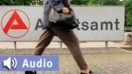 Das Arbeitsamt und private Arbeitsvermittler im Vergleich - ein Beitrag des F.A.Z. Business Radio