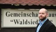 Will seine Abwahl als Ortsvorsteher nicht hinnehmen: NPD-Politiker Stefan Jagsch