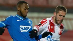 Hoffenheim schafft vorzeitigen Gruppensieg