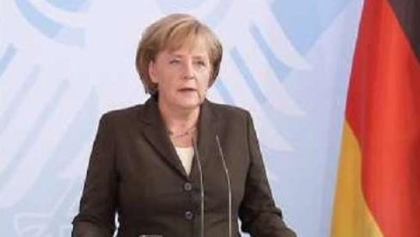 Merkel fordert Neuauszählung