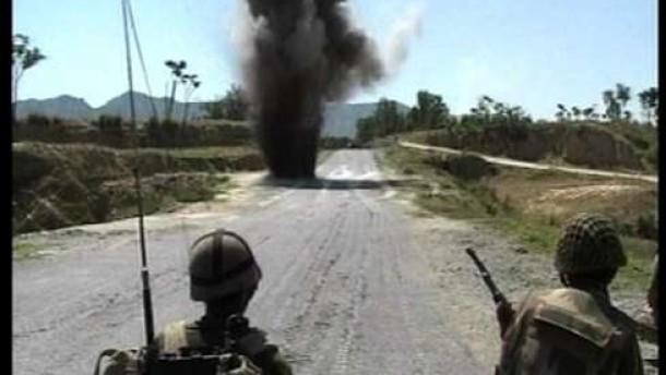 Großoffensive gegen Taliban?