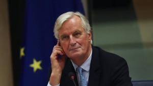 Brexit-Deal weiter in der Schwebe