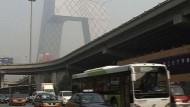 Finanzkrise bremst auch Wachstum in China