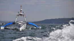 Selbstfahrendes Schiff soll den Atlantik überqueren