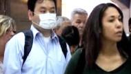 Asien rüstet sich gegen das Virus