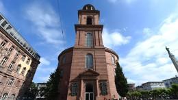 Paulskirche soll Erinnerungsstätte für Demokratie werden
