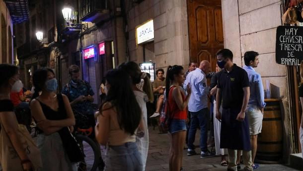 Barcelona fährt das Nachtleben herunter