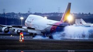 Coronavirus fordert Luftfahrt heraus