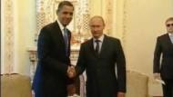 Obama wirbt in Moskau um Vertrauen