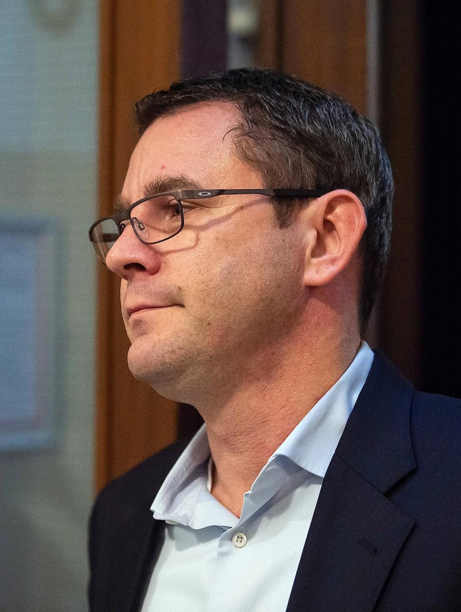 Ärger wegen Urlaubsreise: der frühere Oberbürgermeister von Wiesbaden Sven Gerich