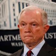Jeff Sessions, Justizminister der Vereinigten Staaten