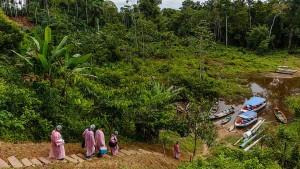 Indigene in Brasilien gefährdet