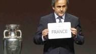 Frankreich gewinnt die Europameisterschaft