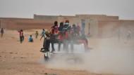 Agadez statt Heidenau