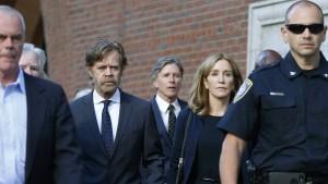 Haftstrafe für Felicity Huffman