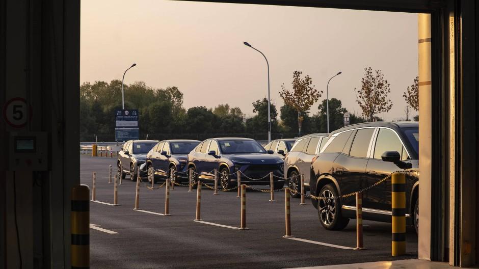 Der Coolness-Faktor der Marke Nio ist mitentscheidend für deren Erfolg in China.