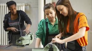 In diesen Ausbildungsberufen steigt der Frauenanteil am stärksten