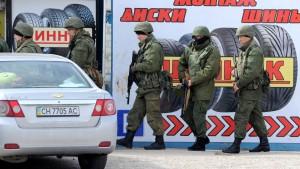 Moskau wirft dem Westen grobe Einmischung vor
