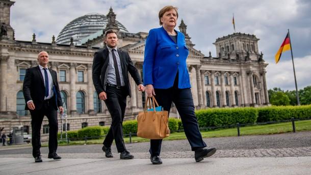 Merkels Plan für Merkel