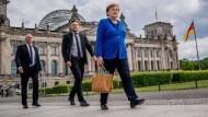 Abgang aus der Politik: Merkels Plan für Merkel