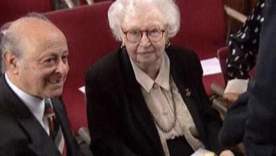 Anne-Frank-Beschützerin gestorben