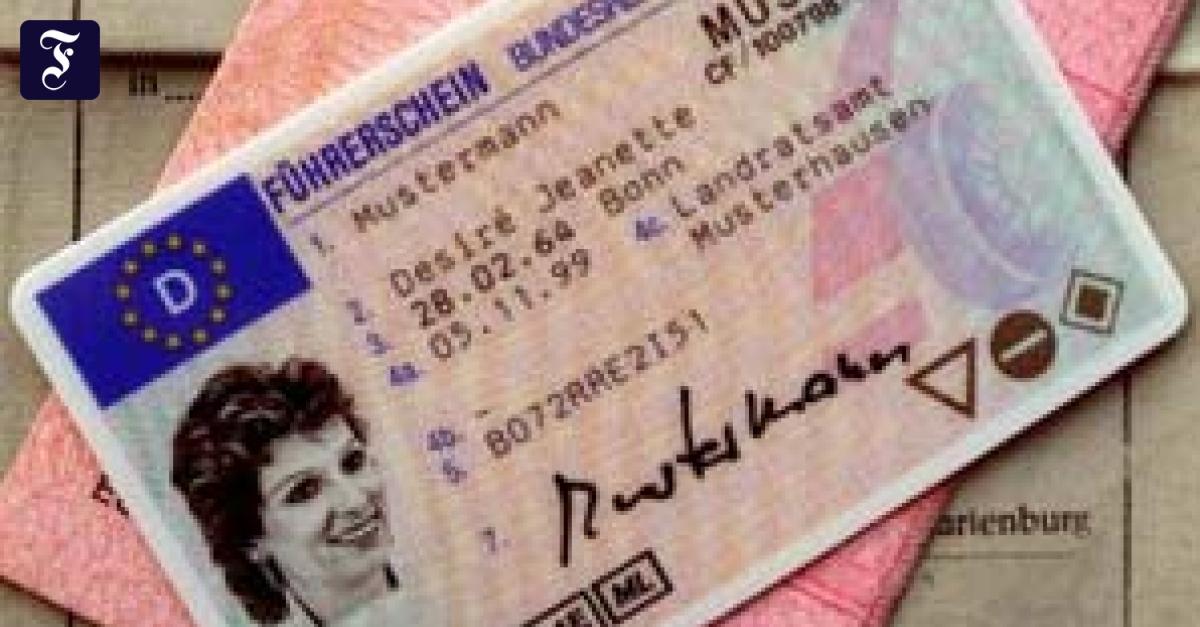 """Fahrerlaubnis wird ungültig: Neue """"Verfallsdaten"""" für Führerscheine geplant"""