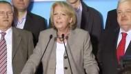 Patt zwischen CDU und SPD