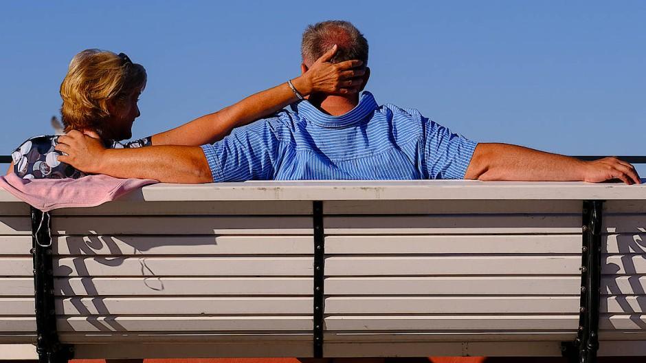Mit guter Altersvorsorge lässt sich der Ruhestand genießen.