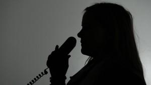 Fangfragen am Telefon