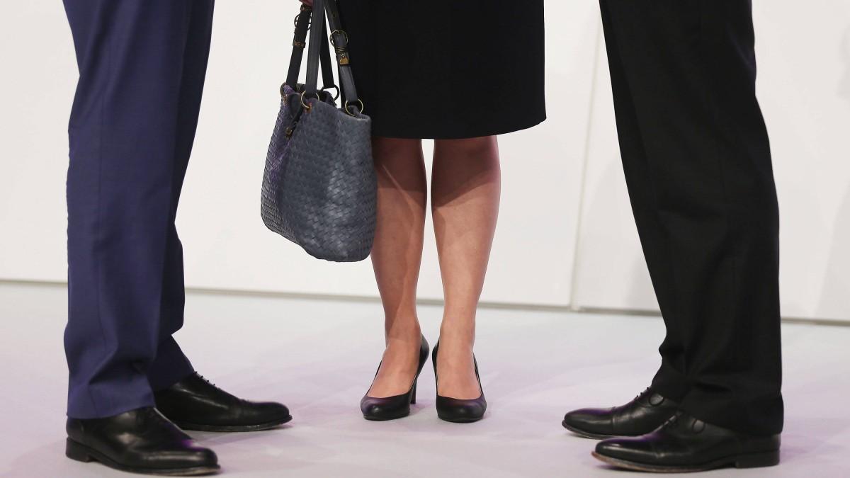 Wie steht es um Diskriminierung am Arbeitsplatz?