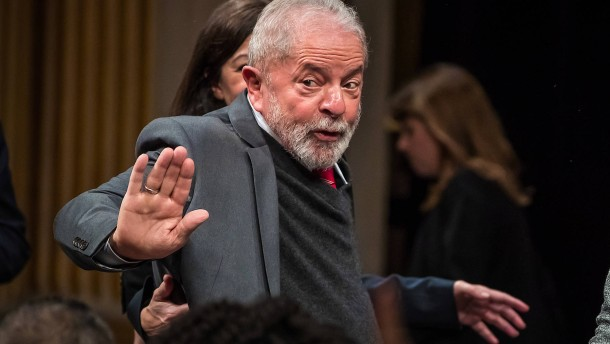 Urteile gegen Brasiliens Ex-Präsident Lula aufgehoben