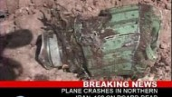 Passagierflugzeug über Iran abgestürzt