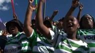 Fußball in Südafrika - ein Fest mit Geschichte
