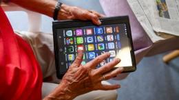 Tablet statt Fernseher