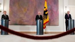 Steinmeier appelliert an Arbeitgeber