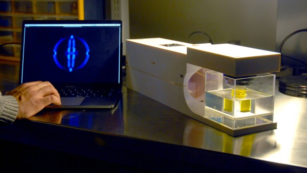 Das erste Mittelohr aus dem 3D-Drucker