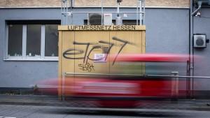 So wird das Dieselfahrverbot in Darmstadt umgesetzt