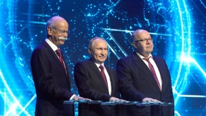 Daimler-Werk in Russland eröffnet