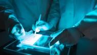 Ein Labor des Biotechunternehmens Biontech
