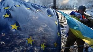 EU und Amerika bereiten Finanzhilfe für Ukraine vor
