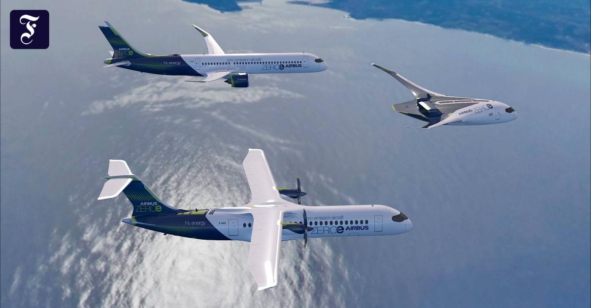 Zukunft der Luftfahrt: Wie der Himmel wieder blau wird