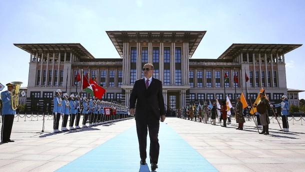 Sanktionsdrohungen lassen die Türkei kalt