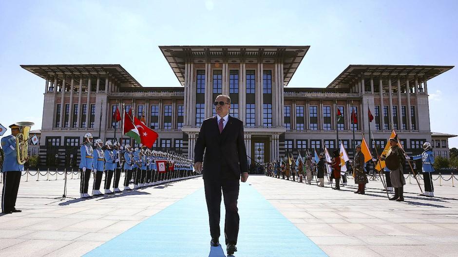 Türkei von Sanktionsdrohungen unbeeindruckt